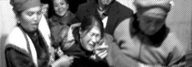 吉爾吉斯流キルギスタン瘤結婚式