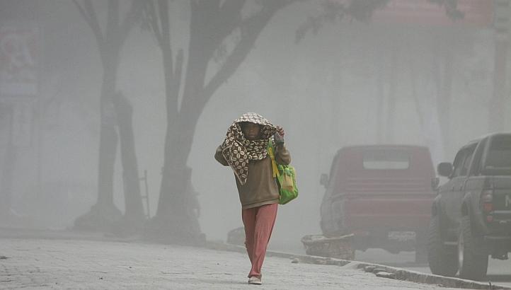 mountSinabung06pic1709eNorth Sumatra Sinabung Volcano