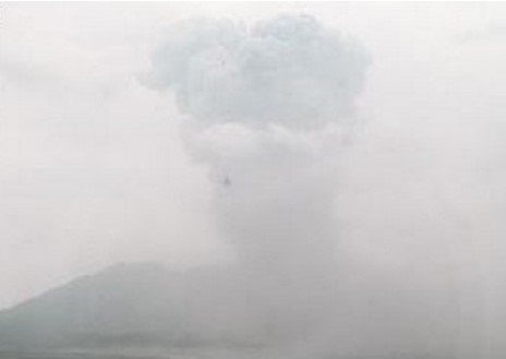 ボヤケタ桜島幽霊界四日十月2013念三改眼三千世界腱ビキ