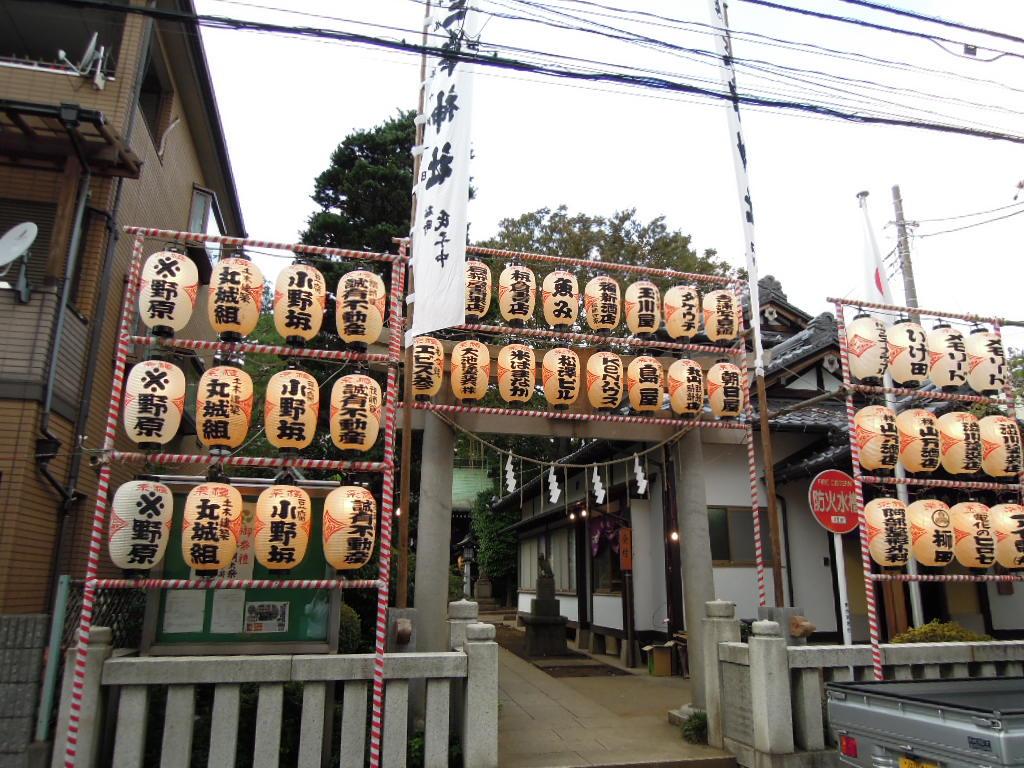 明日(10月7日)は三峯神社で祭だ!DSCN3201