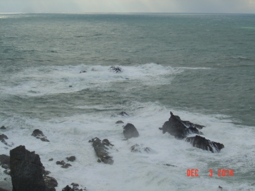 4カモメ島~夷島