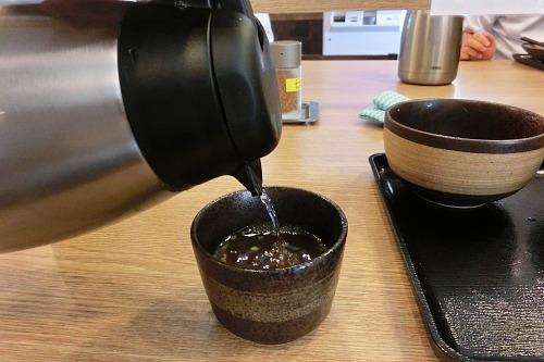 sーゆで太郎蕎麦湯CIMG0564