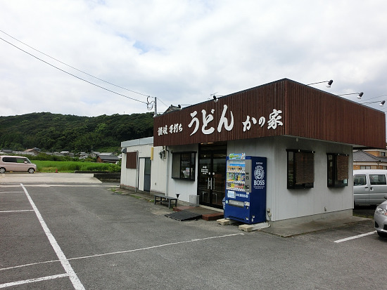 sーかの家外見CIMG0036