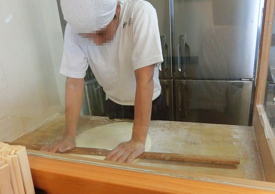 sーかの家麺打ちCIMG0043