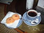 モロッココーヒー&クッキー