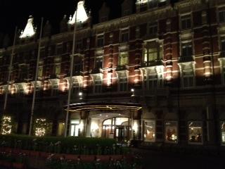 ホテルヨーロッパ ナイト