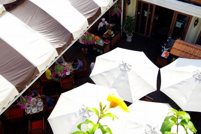 2013.01ホーチミン@Hotel Majestic Saigonの朝食13