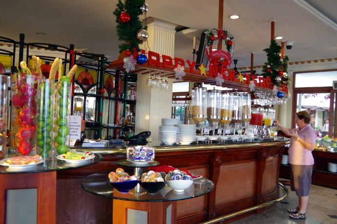 2013.01ホーチミン@Hotel Majestic Saigonの朝食06