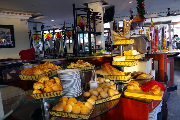 2013.01ホーチミン@Hotel Majestic Saigonの朝食07