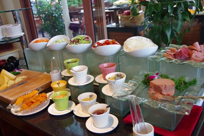 2013.01ホーチミン@Hotel Majestic Saigonの朝食09