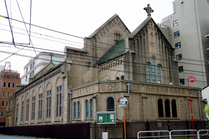 20130526カトリック神田教会1