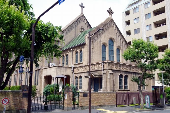 20130526カトリック神田教会2