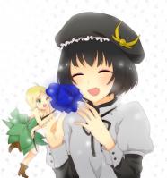 2013-04-21 ふれたんと妖精たん