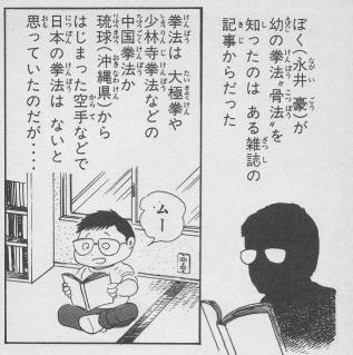 日本の拳法