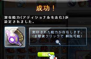 補助成功ゼノ1116
