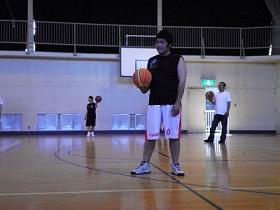 SONバスケ6月練習風景④