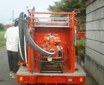 消防車が来た ^^ ①