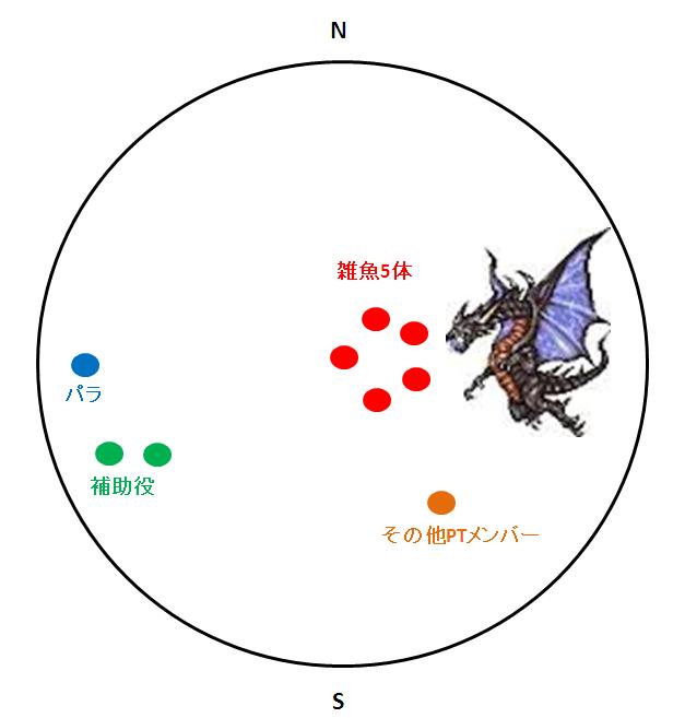 本体1P_雑魚召喚
