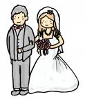 結婚式-イラスト-素材