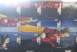 仙台駅ロッカー2