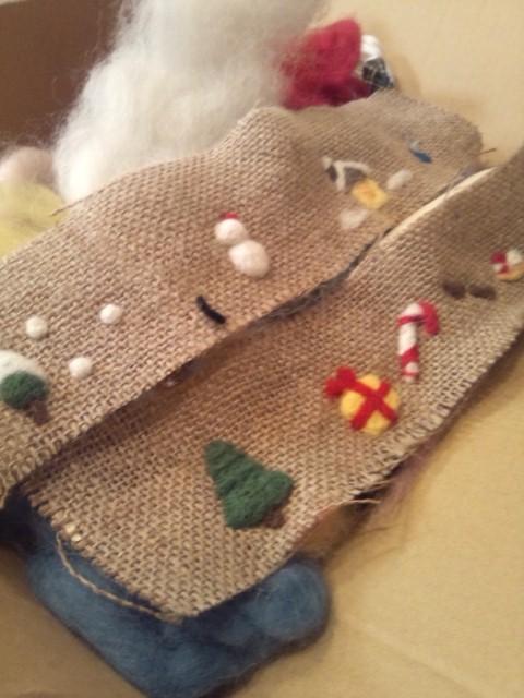 2013.11羊毛模様