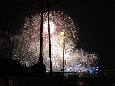 藤沢江ノ島花火