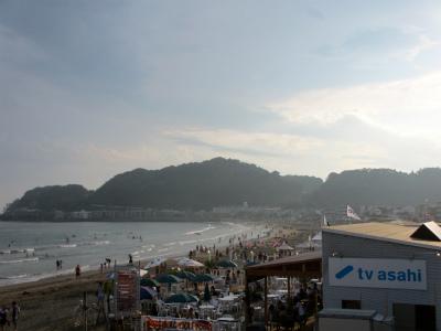 由比ケ浜海岸