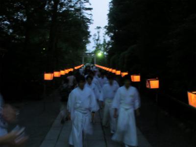 ぼんぼり祭り