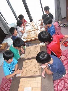 山科・小野将棋教室 007