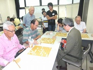 京都山科支部第14回将棋交流大会 019
