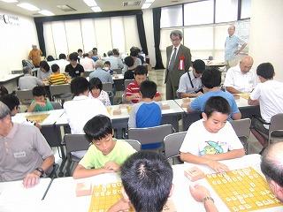 京都山科支部第14回将棋交流大会 006