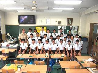 ノートルダム学院小学校将棋クラブ活動 004