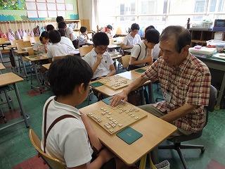 ノートルダム学院小学校将棋クラブ 002-1