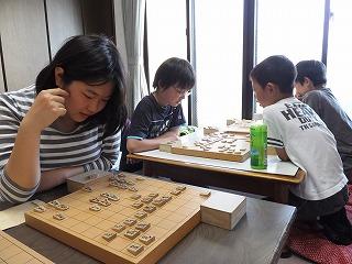 自宅将棋教室 003