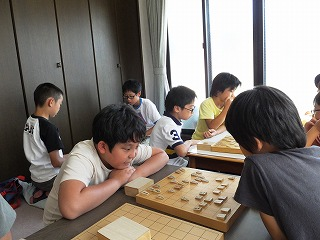 自宅将棋教室 001