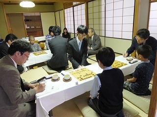 京都新聞新春プロアマ対局 009