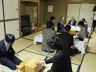 京都新聞新春プロアマ対局 024