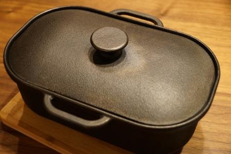 我が家のダッチオーブン パロマ製 画像