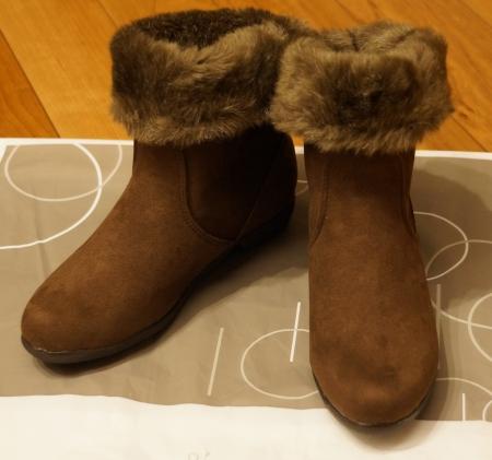 ラクチンきれいブーツ  おすすめ冬のブーツ