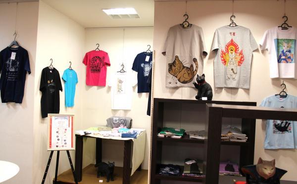 アートTシャツ展