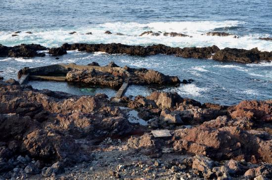 穏やかなトーシキ遊泳場