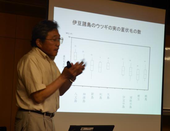 東京農工大学 星野先生