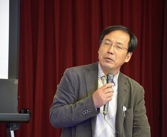中田 節也先生 「これからの大島」