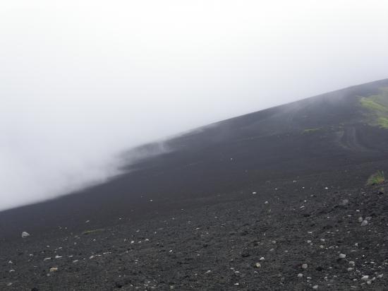 裏砂漠 砂霧