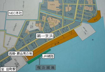 江戸末の地図