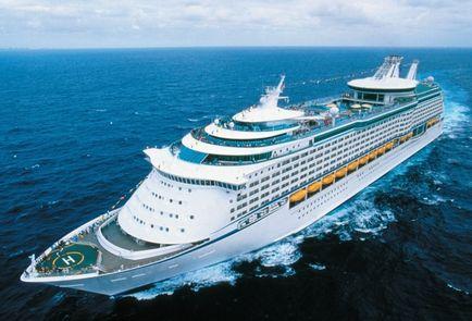 アジア航路最大の客船