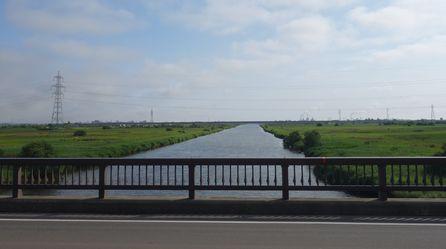 湿原大橋から奥