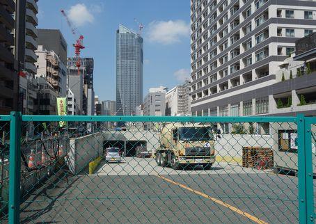 環状2号線、虎ノ門~新橋間完成近づく