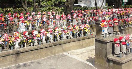 増上寺のお地蔵様