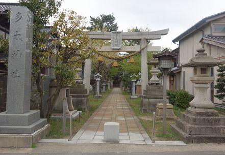 小松 多太神社